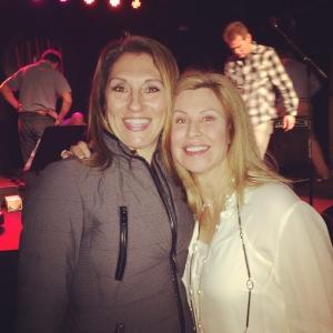 Gail & Me.60th.