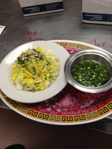 SomTum (ThaiPapaya&MangoSalad)