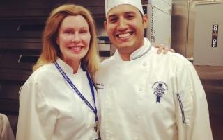 Chef Frankie Ruiz and Me