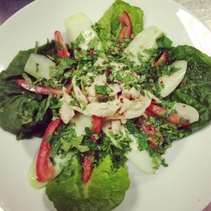 Salad.ChickenVietnamese